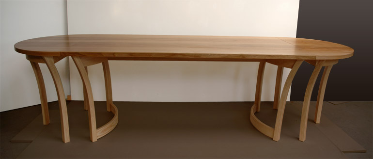Large multiple-purpose table