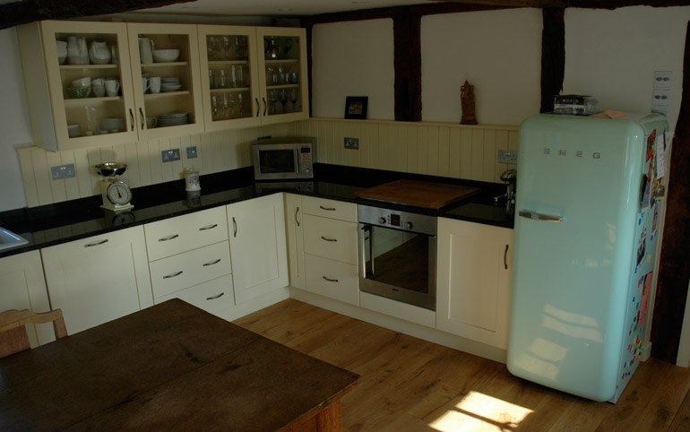 Andrew Lane Furniture 187 Bespoke Kitchen