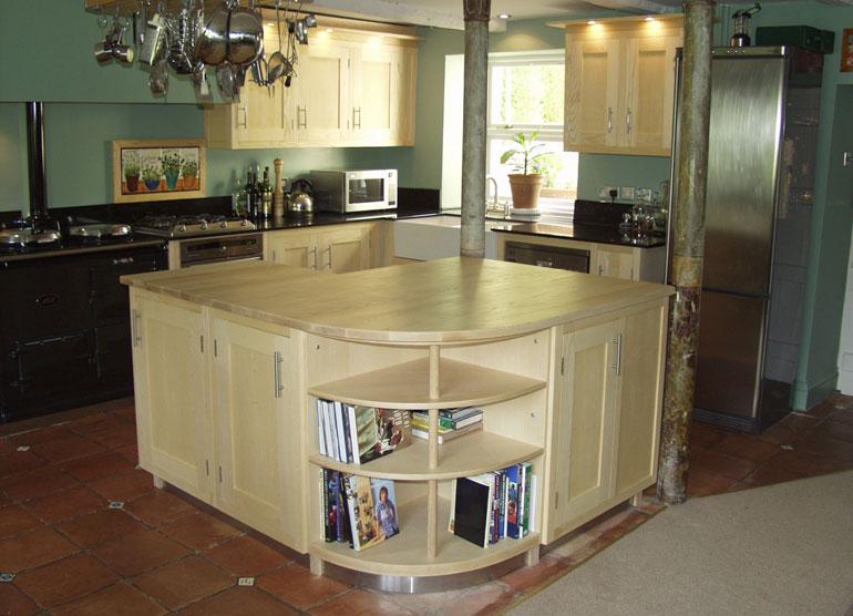 Abergavenny kitchen