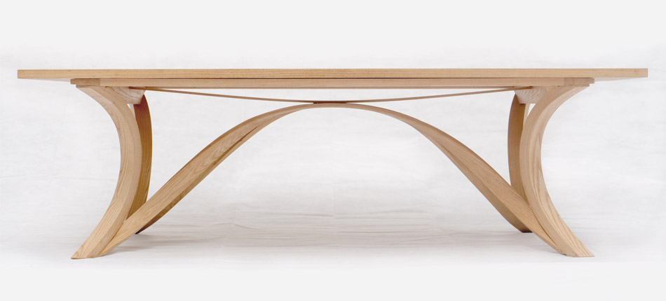 FLOW dining table - gallery
